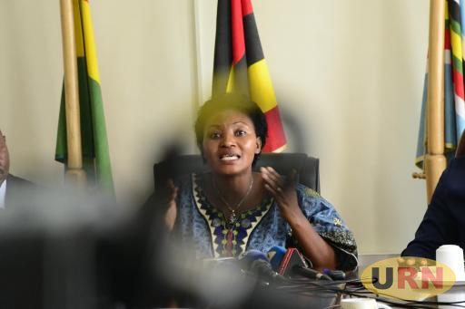 Kasese MP Winnie Kiiza is one of the strongest agitators for the release of Omusinga Mumbere