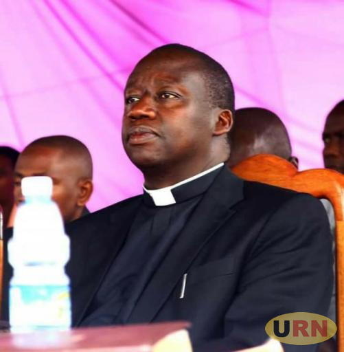 Reverend Canon Johnson Twinomujuni, the Bishop-elect of West Ankole Diocese.