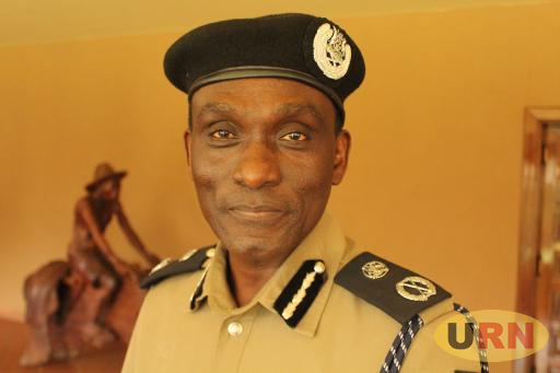 Assistant Inspector General of Police Fred Yiga, the Uganda Police Director Interpol & Peace Support Operations.