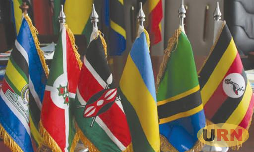 East African Community flags