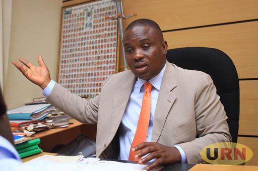 Kampala Lord Mayor Erias Lukwago