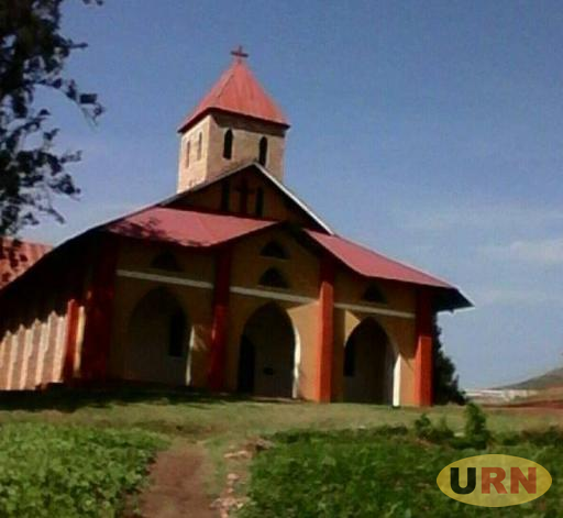 St. James Buhangizi Church of Uganda Archdeaconry in the Diocese of Kigezi
