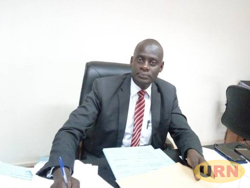Vincent Emmy Mugabo, the Deputy Registrar also a senior communications officer of the Judiciary