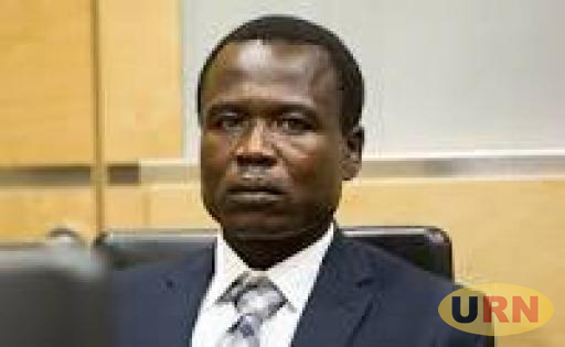 Dominic Ongwen During His Trial At the International Criminal Court ICC