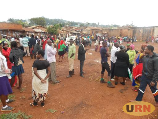 Residents of Kasanja stranded after the register was stolen