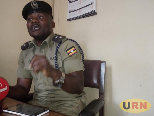 Greater Masaka Regional Police Spokesperson Lameck Kigozi speaking to us about the investigation against their Kyotera DPC.