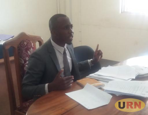 Fort Portal Municipal Council Speaker Gilbert Kayondo.