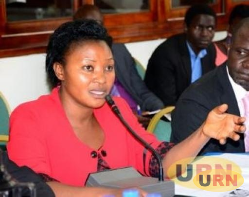 Winnie Kiiza has been dropped as Leader of Opposition replacing her with Betty Aol Ochan.