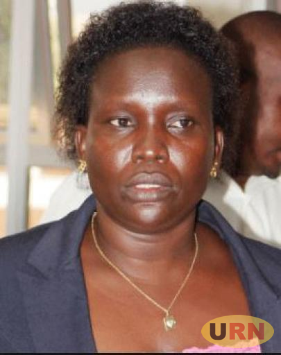 Grace Akullo, the Director Criminal Investigations Directorate