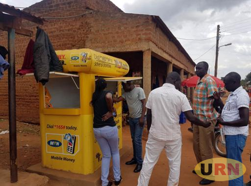 Mobile Money transactions reached 73.1 trillion at the end of June according to bank of Uganda