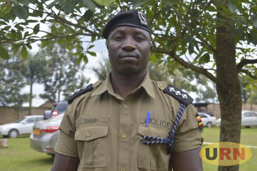 The Wamala Regional Police Spokesperson, Nobert Ochom.