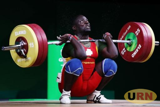 Weightlifter Kalidi Batuusa was one of the athletes who vanished in Australia.