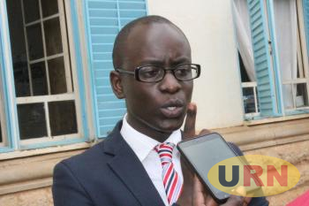 Isaac Kwagala, Interim Guild President arrested.