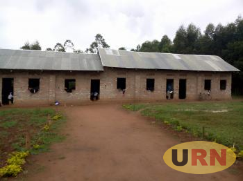 Structures of Tarbuk Secondary School in Mukungwe Sub county, which Masaka LCV boss Jude Mbabali alleges that is being swapped for government seed school in the area..jpg