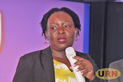 Emma Mugisha, Stanbic Bank Head of Corporate and Investment Banking