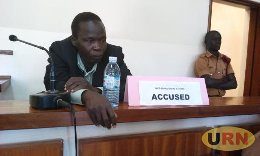 Thomas Kwoyelo After The Matter Was Adjourned By the International Crimes Division of The High Court