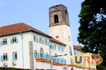Makerere University Main Administration Building